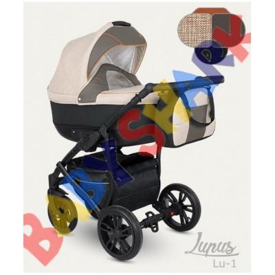 Универсальная коляска 2в1 Camarelo Lupus 01