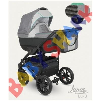 Универсальная коляска 2в1 Camarelo Lupus 04