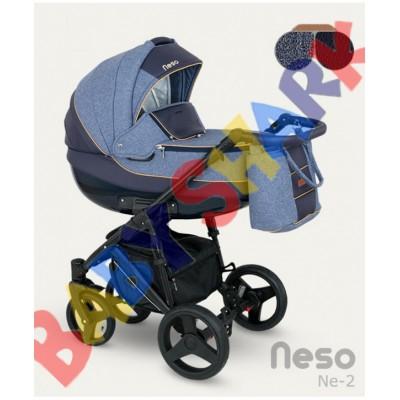 Универсальная коляска 2в1 Camarelo Neso 02