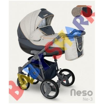 Универсальная коляска 2в1 Camarelo Neso 03