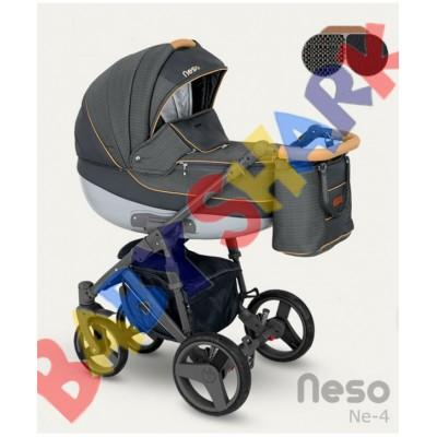 Универсальная коляска 2в1 Camarelo Neso 04