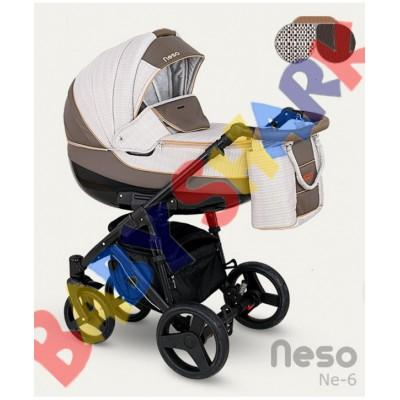 Универсальная коляска 2в1 Camarelo Neso 06