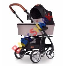 Универсальная коляска 2в1 EasyGo Virage Ecco 2019  sand