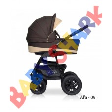 Универсальная коляска 2в1 Riko Alfa 09