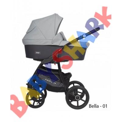 Универсальная коляска 2в1 Riko Bella 01
