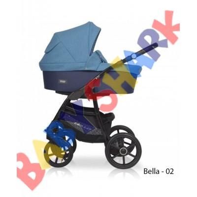 Универсальная коляска 2в1 Riko Bella 02