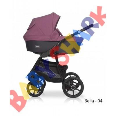 Универсальная коляска 2в1 Riko Bella 04