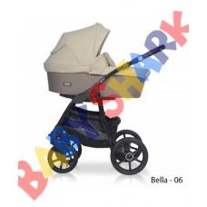 Универсальная коляска 2в1 Riko Bella 06