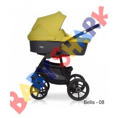 Универсальная коляска 2в1 Riko Bella 08