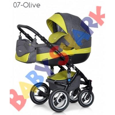 Универсальная коляска 2в1 Riko Brano 07