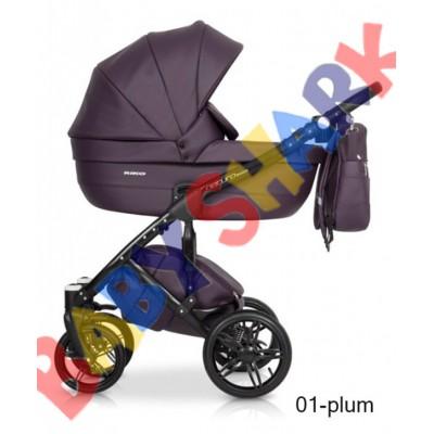 Универсальная коляска 2в1 Riko Naturo Еcco 01