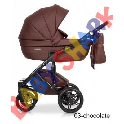 Универсальная коляска 2в1 Riko Naturo Еcco 03