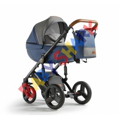 Универсальная коляска 2в1 Verdi Mirage Orion  05 Digital black