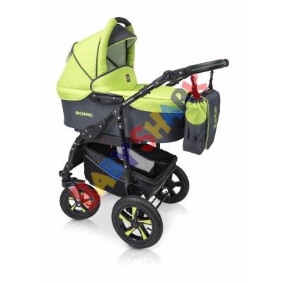 Универсальная коляска 3в1 Verdi Sonic 10