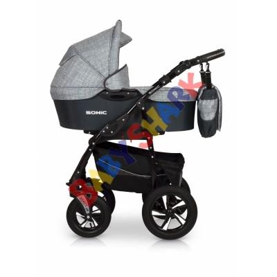 Универсальная коляска 3в1 Verdi Sonic 45