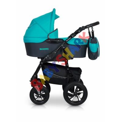 Универсальная коляска 3в1 Verdi Sonic 49